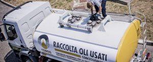 Oli usati, accordo tra Terna e Conou per una raccolta più efficiente